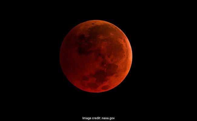Lunar Ecplise NASA
