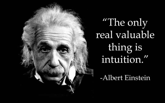 einstein-intuition