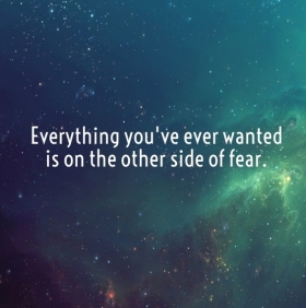 otherside of fear
