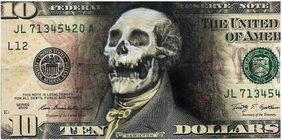 MoneyEvil